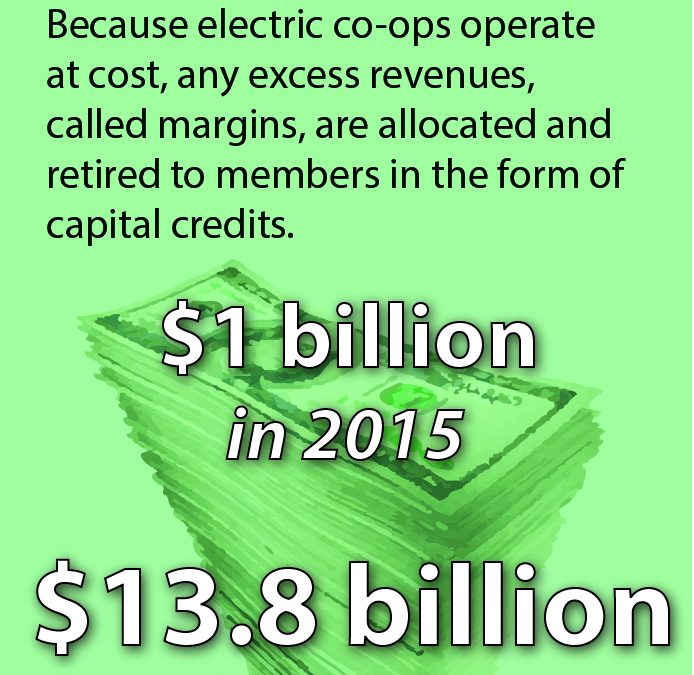 What are Capital Credits?