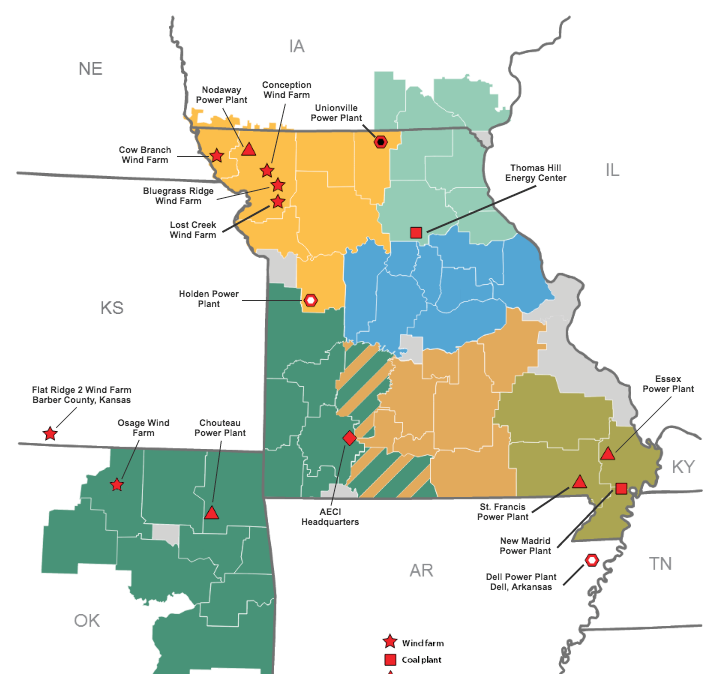 Missouri Rural Electricity: A Three-Tiered System