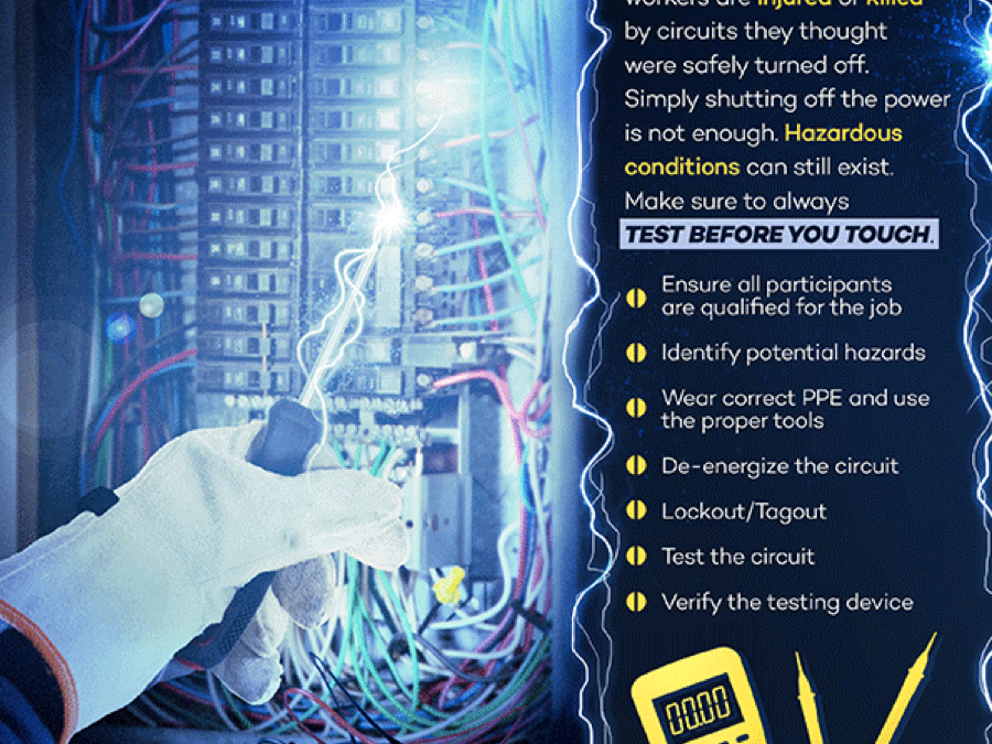 Protect Your Home and Your Business: Celebrate National Electrical Safety Month!